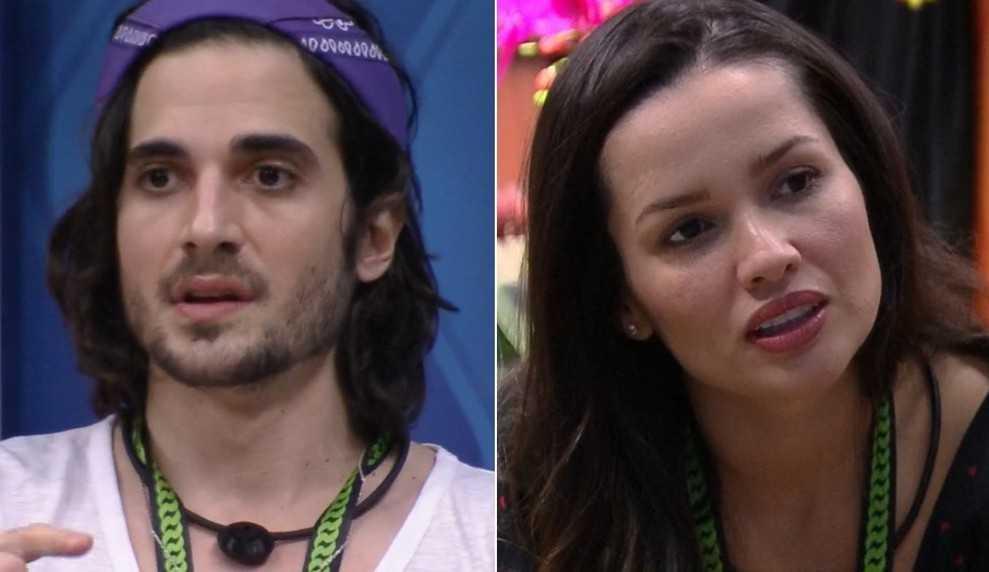 Juliette diz para Fiuk 'sou a mesma do primeiro dia'