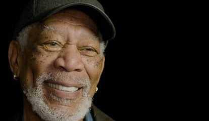 Morgan Freeman faz campanha a favor da vacinação contra a Covid-19