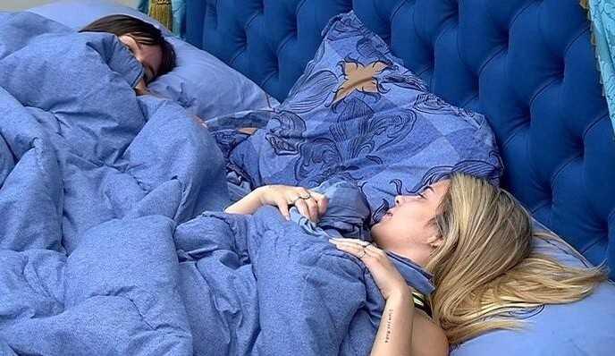 BBB21: Viih Tube diz a Thaís que Juliette não é seu pódio: 'Eu só não quero magoar ela'