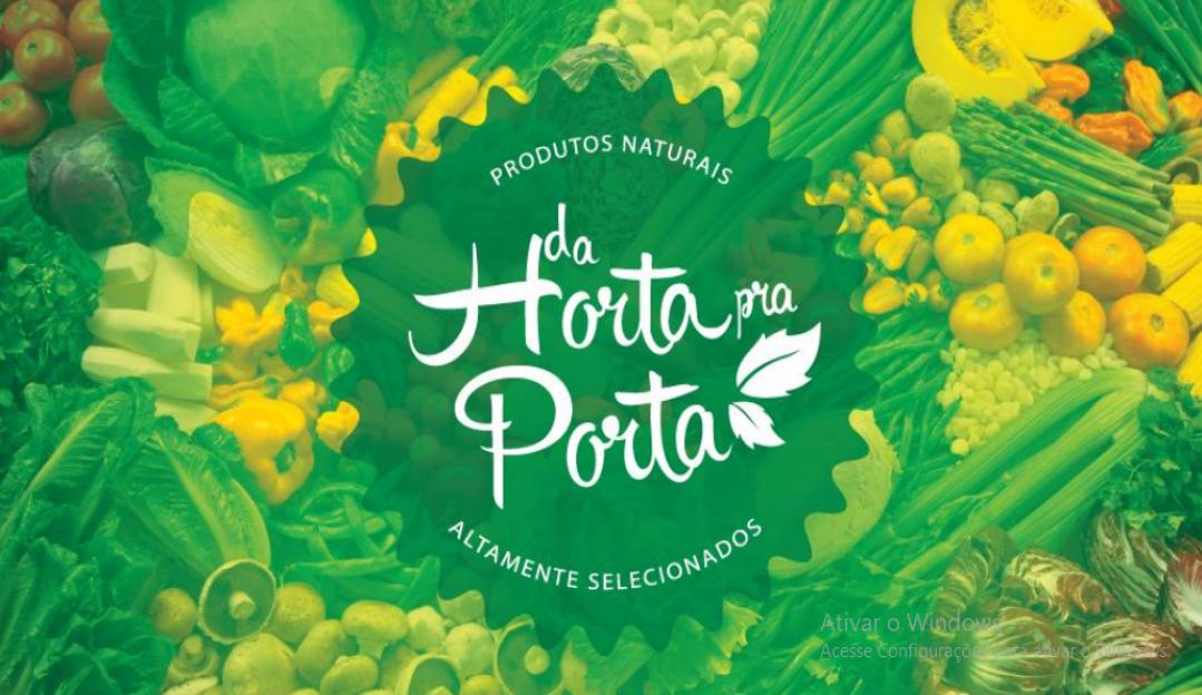 Conheça da 'Horta pra Porta': uma Startup presente nos melhores restaurantes de São Paulo agora nas casas dos Paulistanos