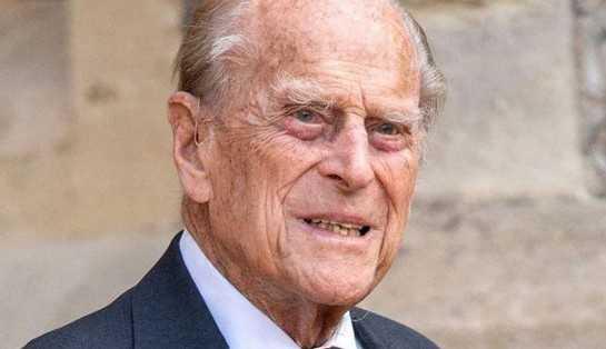 Príncipe Phillip, marido da rainha Elizabeth II, morre aos 99 anos de idade