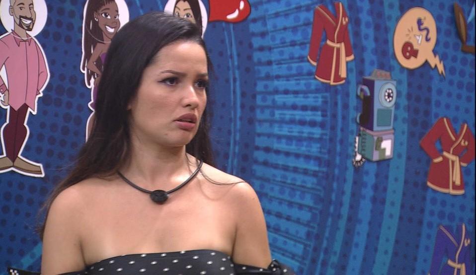 Juliette fala sobre sua relação com Viih Tube: 'não quero estar brigando com uma pessoa que eu gosto'