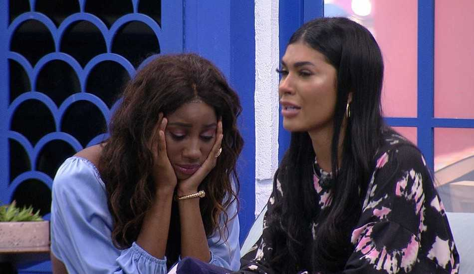 BBB 21: Pocah chora e lamenta voto de Camilla de Lucas: 'Você aqui é uma prioridade pra mim'
