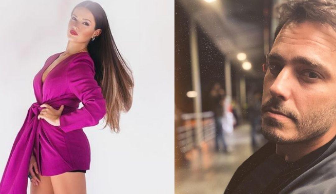 Thiago Rodrigues declara torcida para Juliette e responde pergunta sobre indireta de ex-mulher