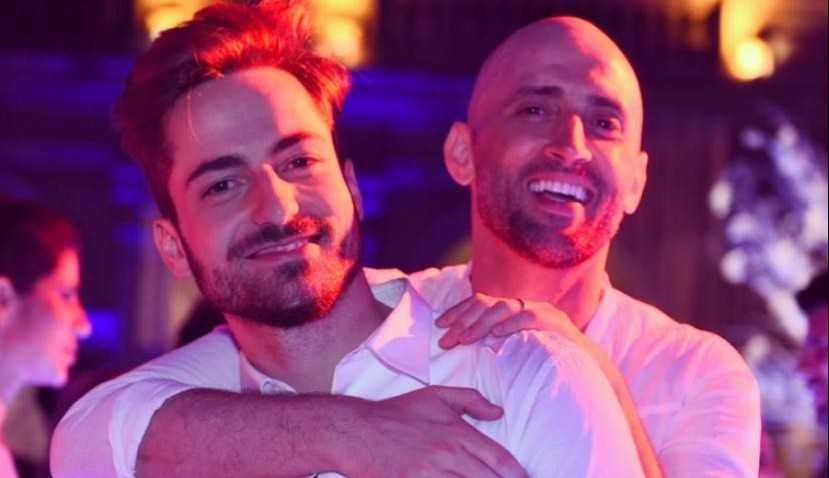 Thales Bretas pede que orem pelo marido Paulo Gustavo, intubado com Covid-19