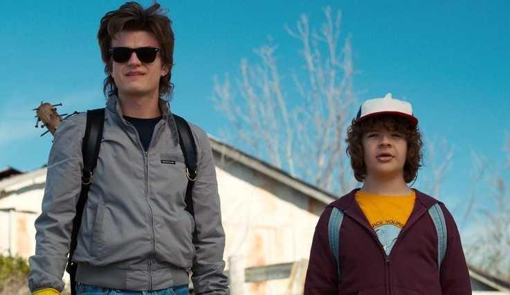 Stranger Things: Gaten Matarazzo diz gostar da ideia de um derivado da série só de Dustin e Steve