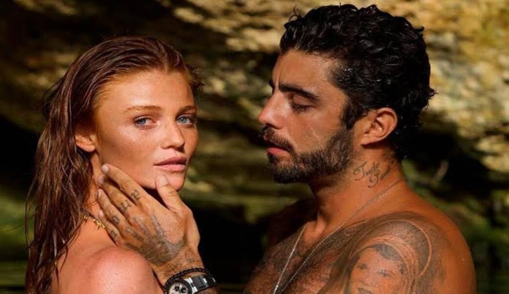 Cintia Dicker e Pedro Scooby oficializam união em Portugal; modelo usou look de R$3,6 mil