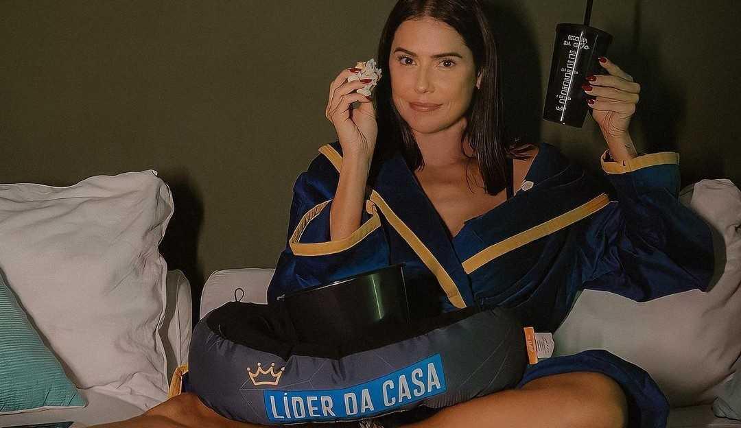Deborah Secco revela que sempre foi Fã de BBB: 'quando ainda não era moda gostar do programa'