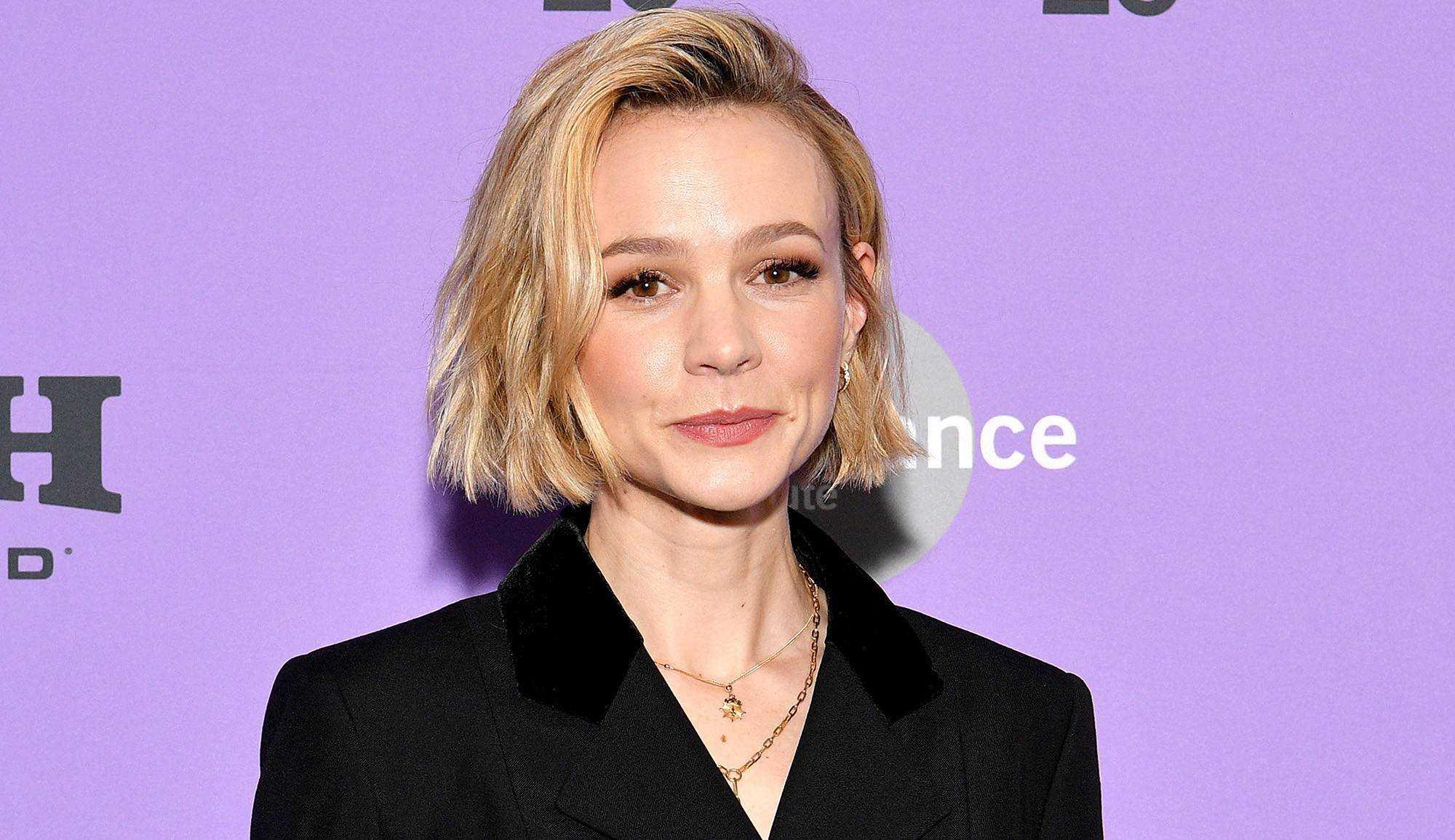 Carey Mulligan vai ser a esposa de Adam Sandler em ficção científica da Netflix