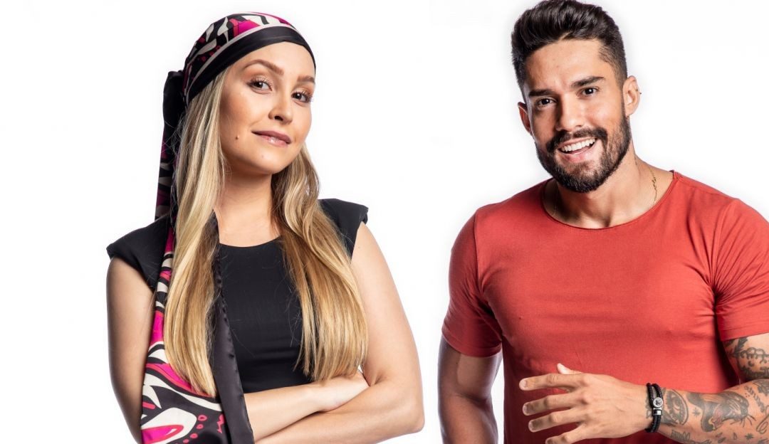Carla Diaz faz comentário na foto de Arcrebiano e fãs shippan casal
