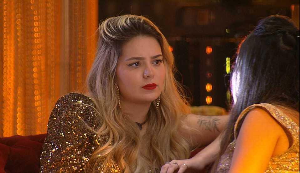BBB 21: Viih Tube afirma para Juliette que sua indicação ao Paredão será Gilberto