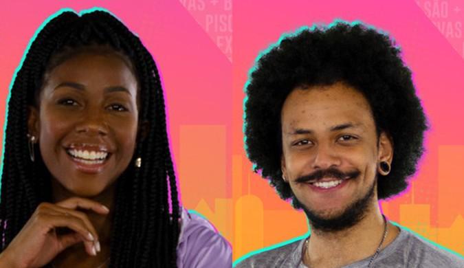 Camilla de Lucas e João Luiz na mira de Caio e Arthur
