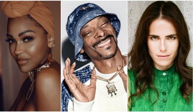 Meagan Good, Snoop Dog e Karla Souza se juntam a Jamie Foxx no filme