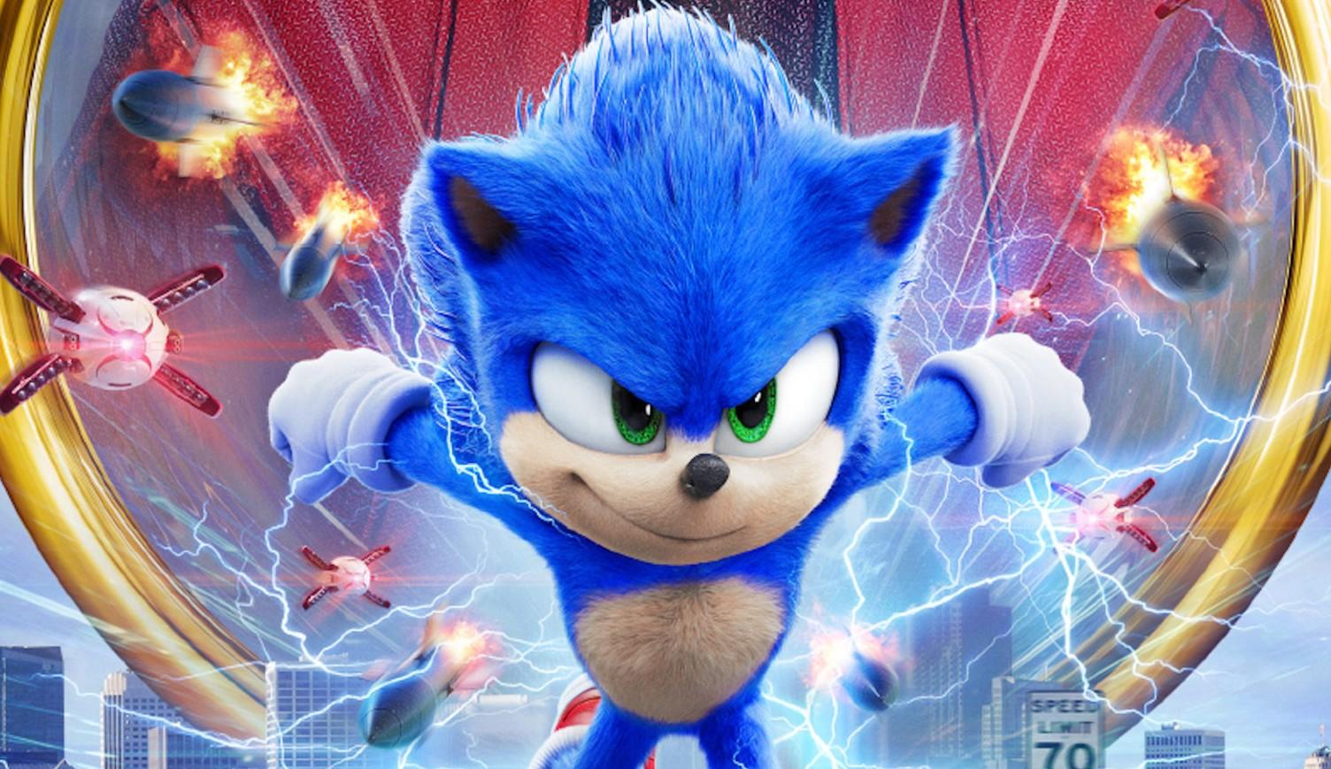 Sonic 2: Fotos das gravações mostram personagens queridos pelos fãs