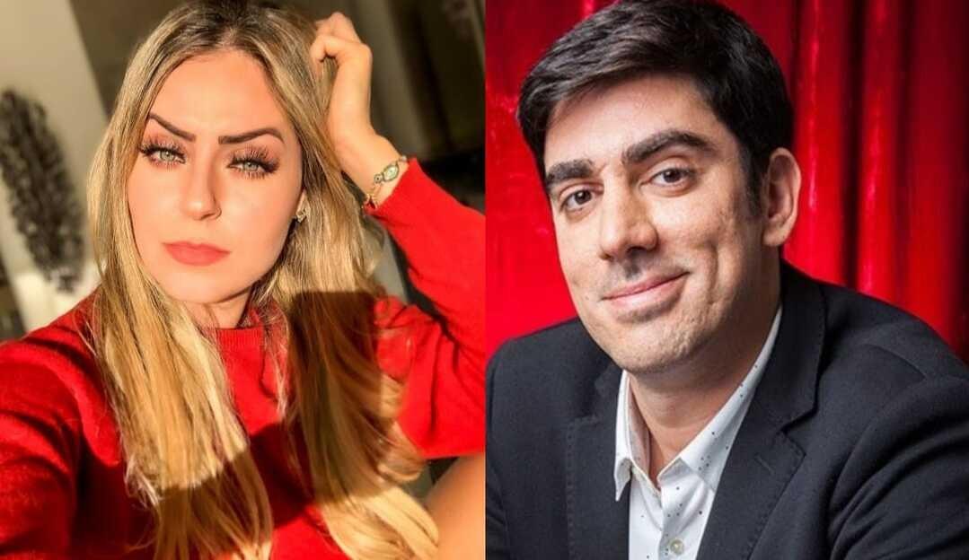 Paula von Sperling rebate crítica de Marcelo Adnet sobre aglomeração