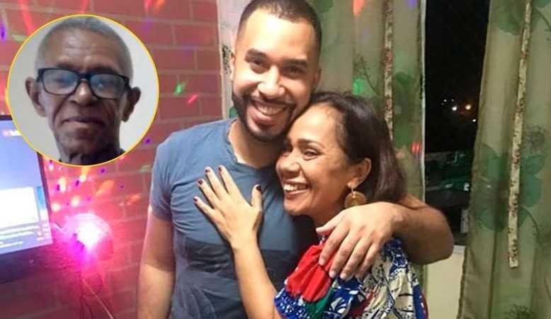 Mãe do Gilberto comenta sobre a procura do pai pelo filho após 15 anos sem o vê-lo