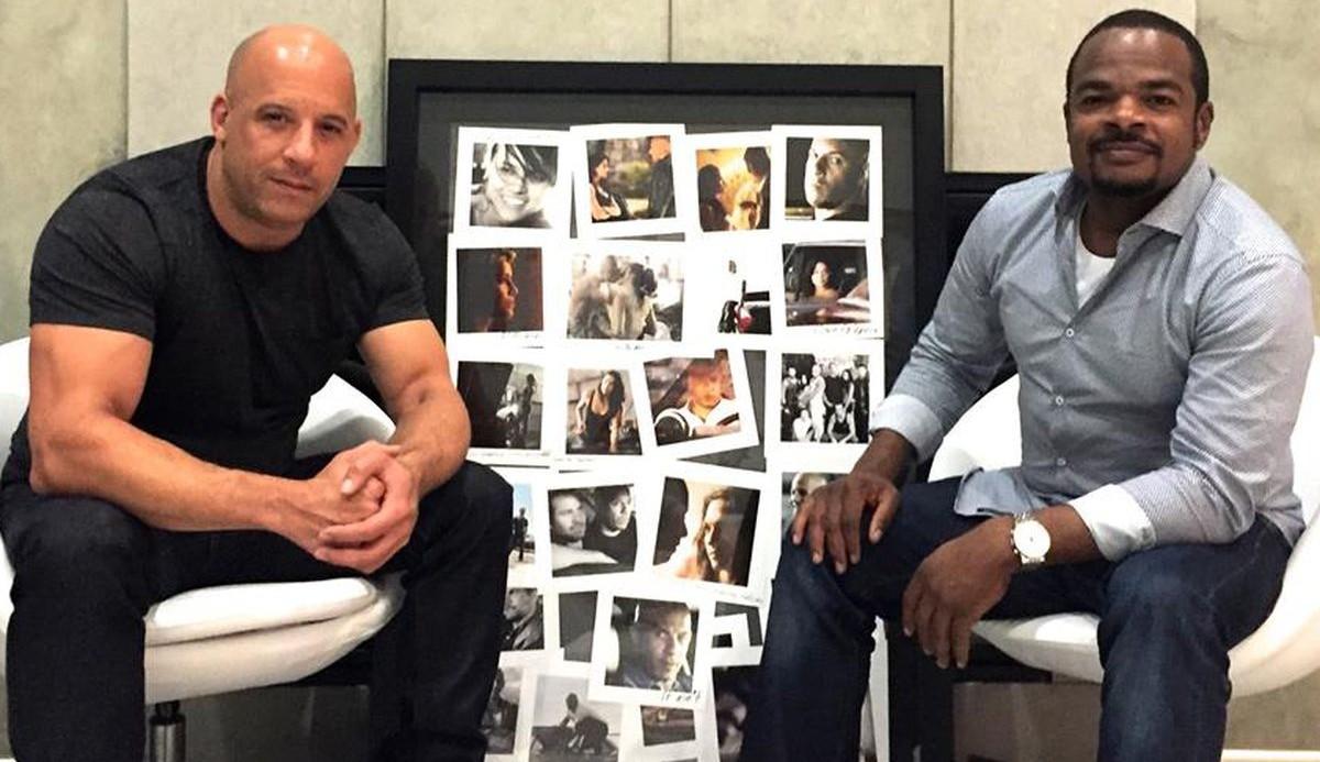 Vin Diesel está trabalhando com diretor de 'Velozes e Furiosos 8' em comédia de ação