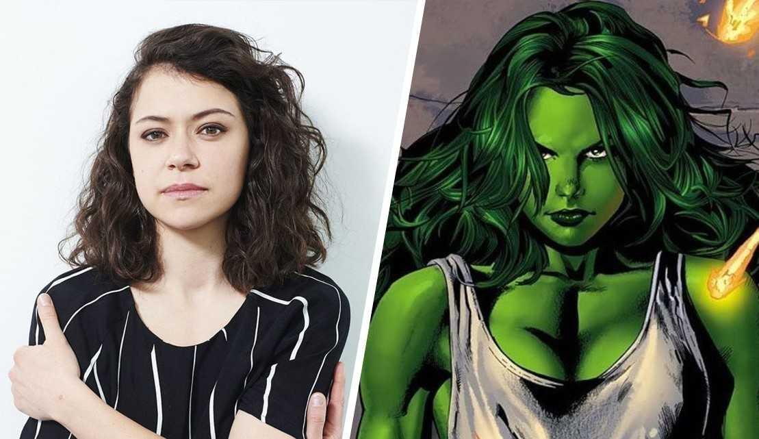 She-Hulk | Tatiana Maslany é vista em primeira foto de bastidores da série