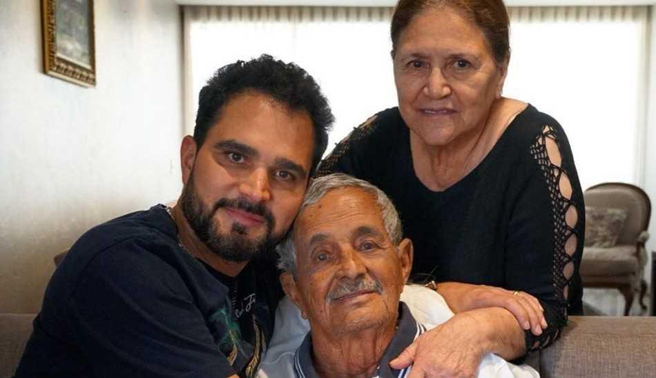 """Luciano Camargo desabafa sobre perda do pai quando estava com Covid-19: """"Não pude receber um abraço"""