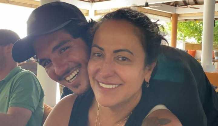 Mãe de Gabriel Medina tira o nome do surfista de sua biografia do Instagram