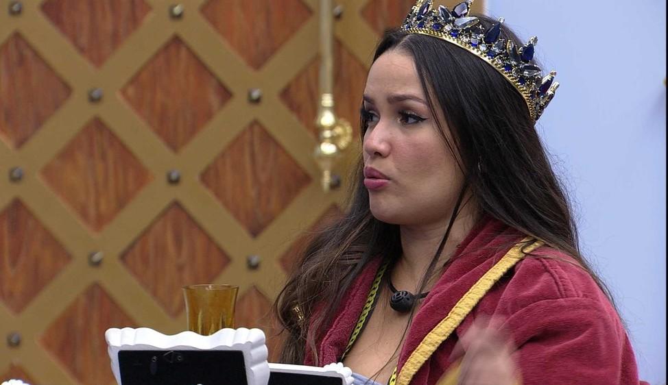 BBB21: Juliette revela para Camilla de Lucas com quem ficaria na casa: 'Rodolffo e Fiuk'