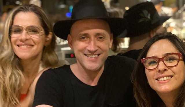 Tata Werneck publica fotos com Paulo Gustavo: 'Não vejo a hora de te ver e dizer que te amo muito!'