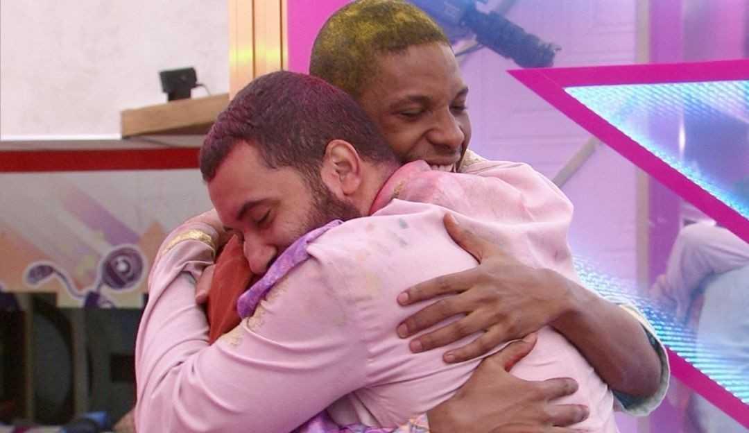 BBB 21: Gilberto relembra relação com Lucas Penteado: 'Tinha um carinho muito especial'