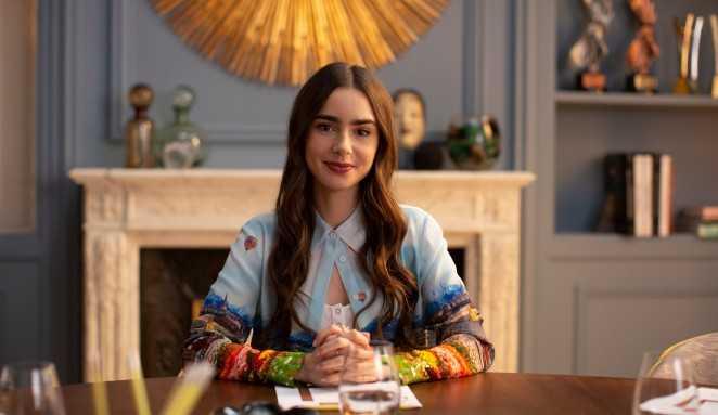 Série 'Emily in Paris' começa produções da segunda temporada
