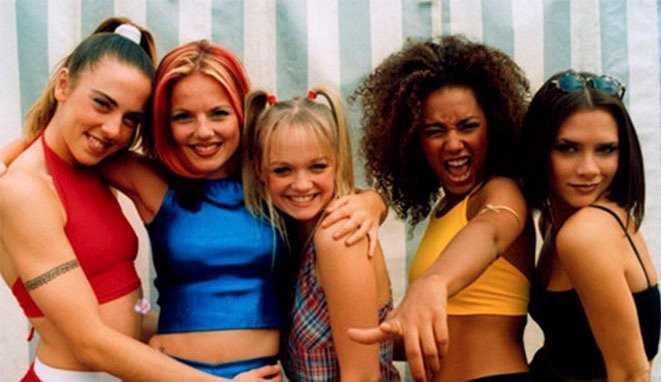 Spice Girls voltaram com um projeto para novo filme 'Spice World' que foi sucesso em 1997