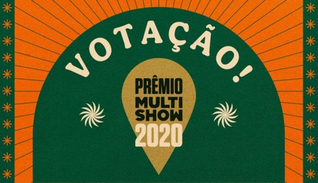 Prêmio Multishow 2020: confira os indicados na disputa