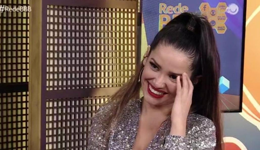 No 'Rede BBB' a campeã Juliette analisa carreira musical e conversa com famosos
