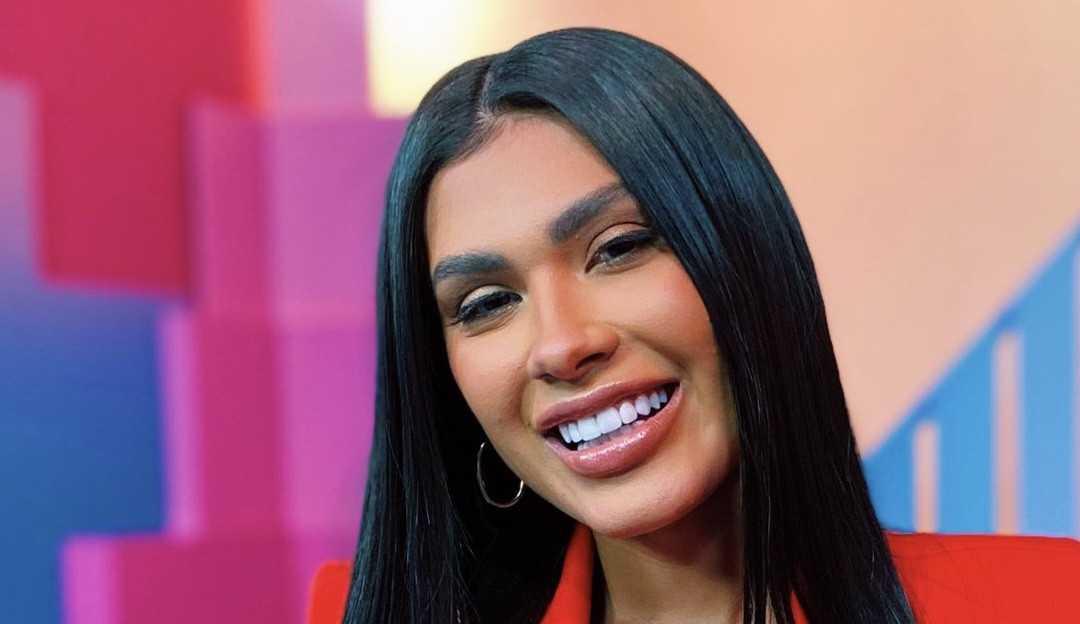 Anitta se apresenta com 'Girl from Rio' em programa de TV nos EUA