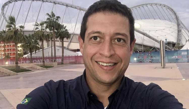 Aos 50 anos, morreu o jornalista Fernando Caetano, da Fox Sports e ESPN