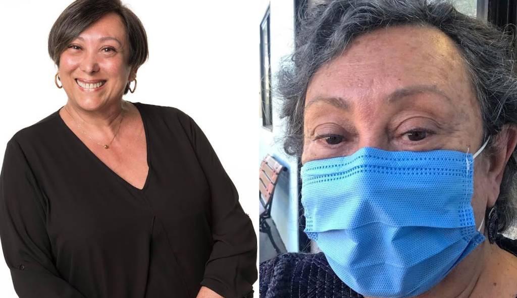 Bárbara Bruno saiu da intubação e está respondendo bem ao tratamento contra a Covid-19