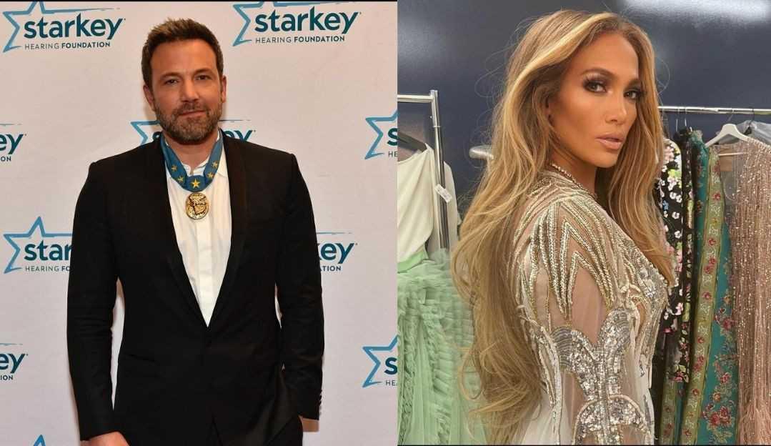 Jennifer Lopez e Ben Affleck estão próximos desde fevereiro