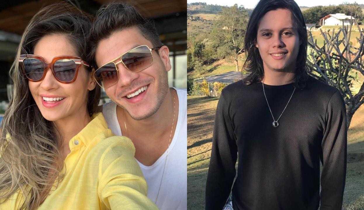Filho de Mayra Cardi sobre a mãe voltar com Arthur Aguiar: 'Não gostaria'