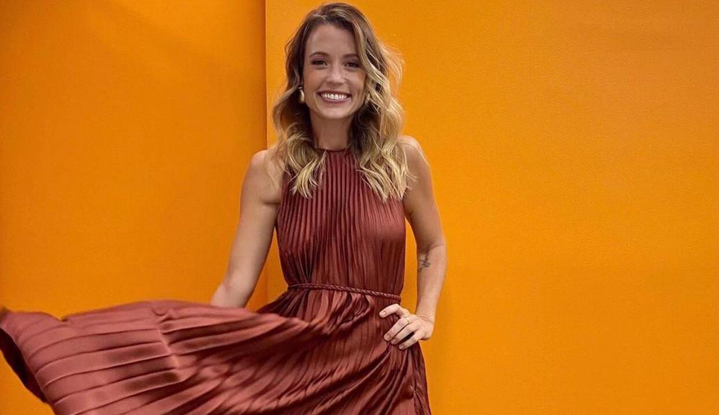 """Juliana Didone sobre 'Superdança dos famosos': """"Que maneiro será estar nisso"""""""