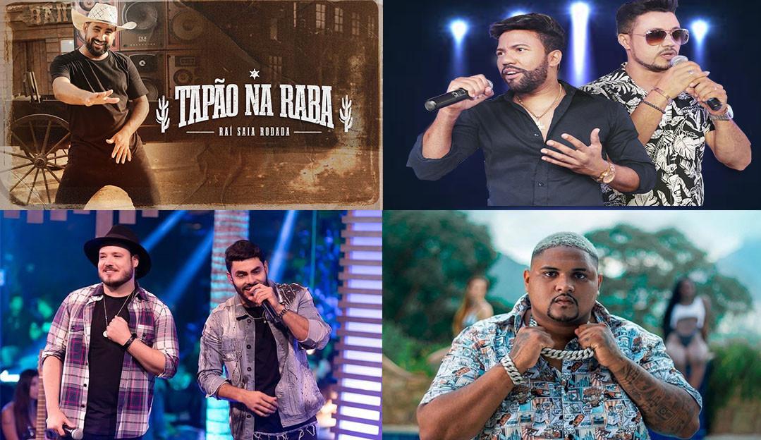 Top5daLorena: as músicas de sucesso para o mês de maio