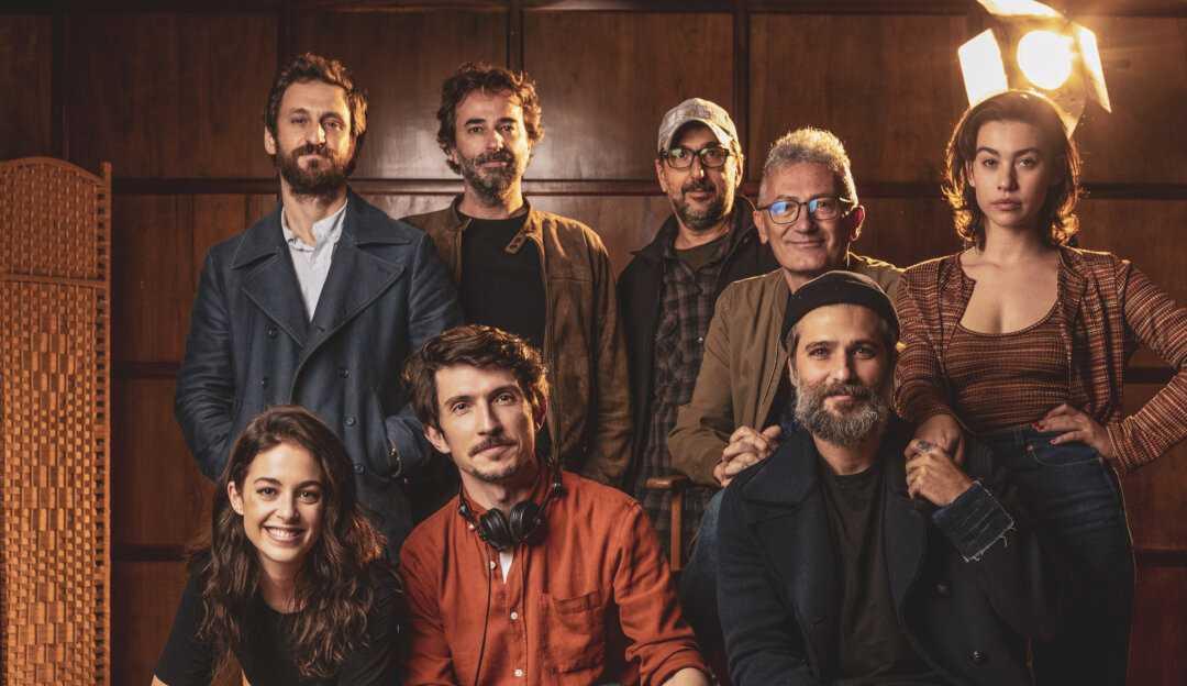 Netflix anuncia gravação de 'Santo', série com Bruno Gagliasso