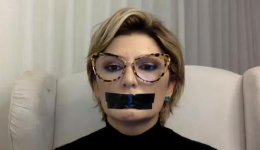 Antonia Fontenelle ironiza Luciana Gimenez em Live no Instagram