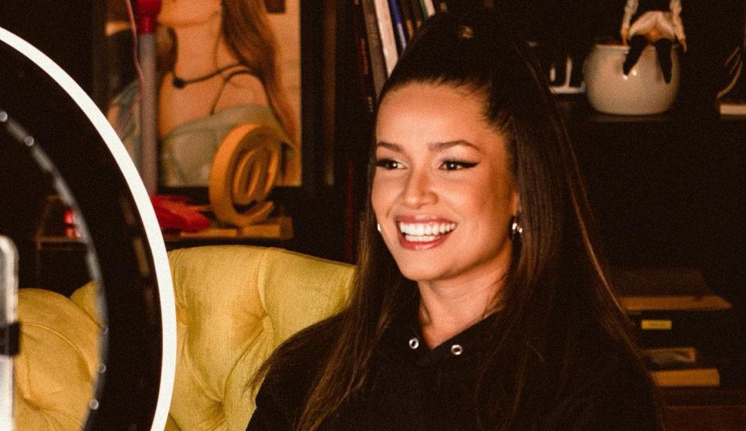 Juliette manda forças para Tata Werneck durante sua live: 'Sei o que você está passando'