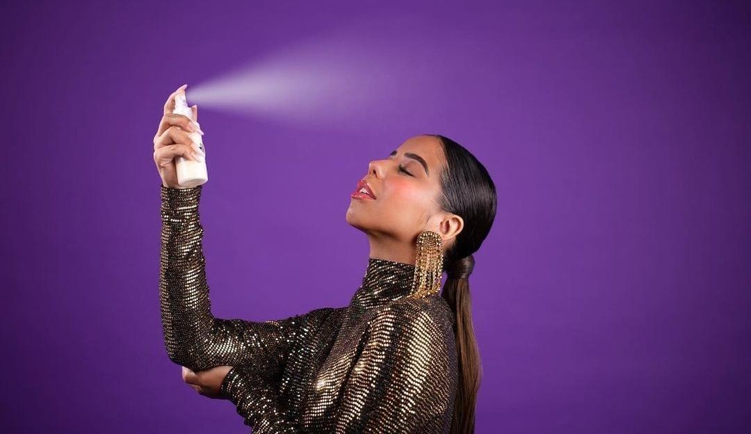 Julia Peixoto lança sua linha de maquiagem