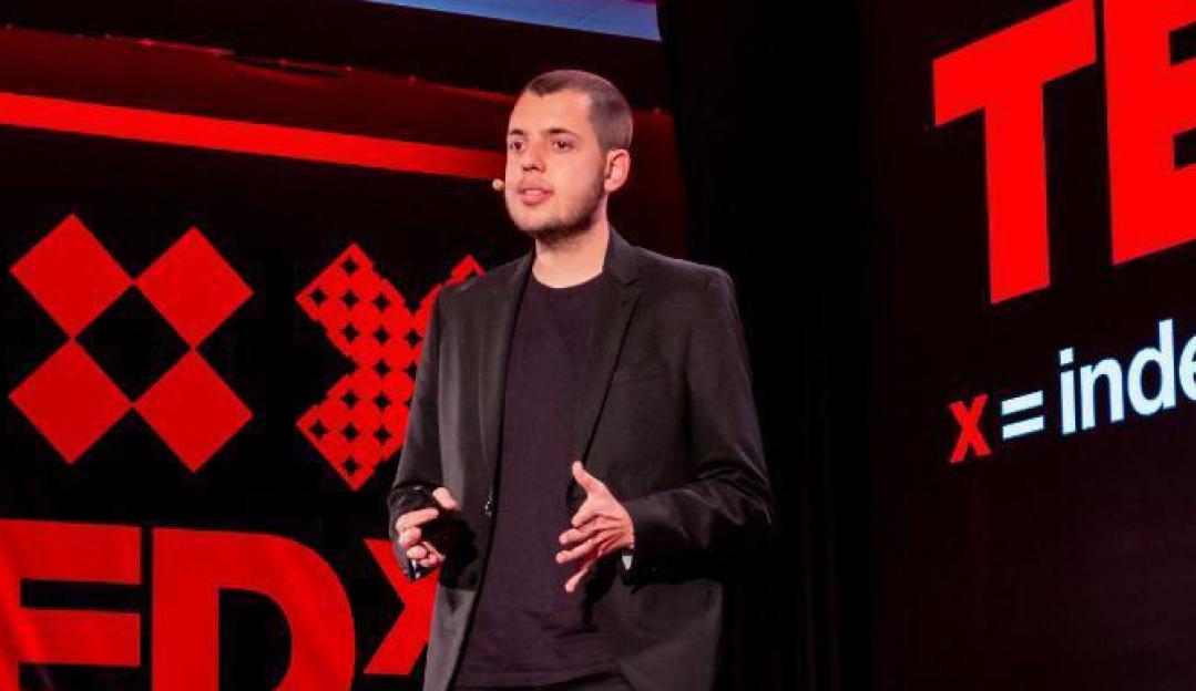 Referência Nacional: influenciador Junior Neves explica a importância da técnica em sua participação no TEDx