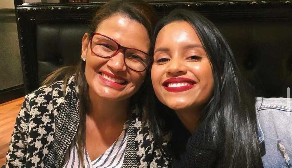 Mãe de Gleici opina sobre a participação da filha em 'No Limite': 'Mal compreendida'