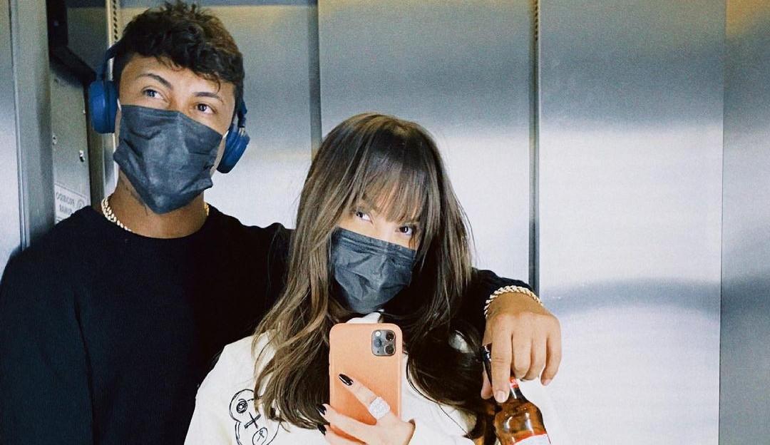 Thauk é passado! Thais assume relacionamento com o cantor Xamã: 'A fofoca é verdade!'