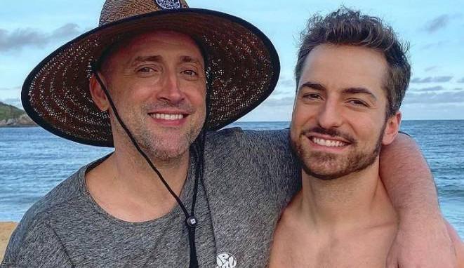 Thales Breta, viúvo de Paulo Gustavo, se revolta com boatos de novo namoro: 'Estou sofrendo'