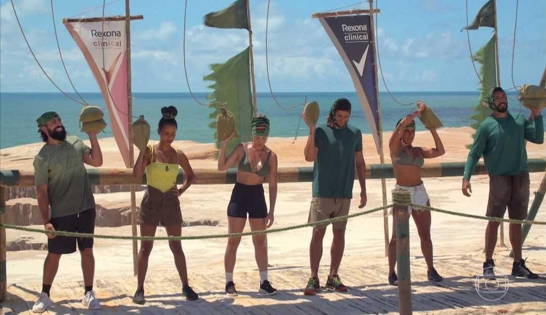 Vitória da tribo Calango e eliminação de Ariadna marcam terceiro episódio de 'No Limite'