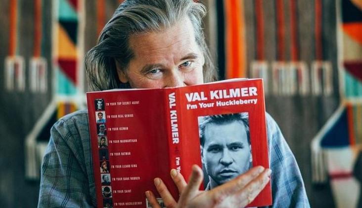 Val Kilmer é a estrela da nova produção da Amazon Prime