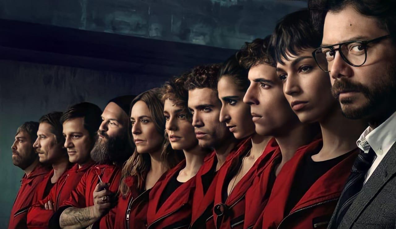 La Casa de Papel: Netflix anuncia datas de estreia