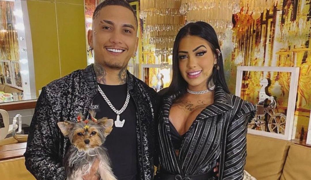 MC Mirella e Dynho Alves são eliminados do Power Couple Brasil